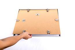 Instrukcja ramy do puzzli - krok 4