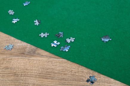 Mata do puzzli z 500, 1000, 1500 i 2000 elementów