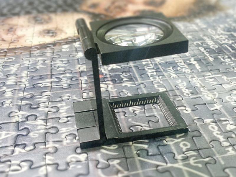 Fotopuzzle w procesie wydruku cyfrowego