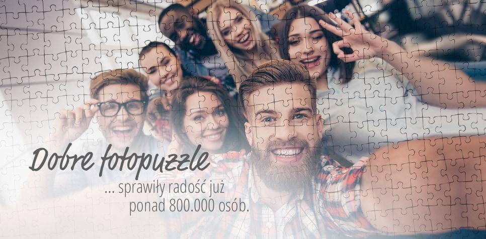 Zadowolenie klienta puzzleyou.pl