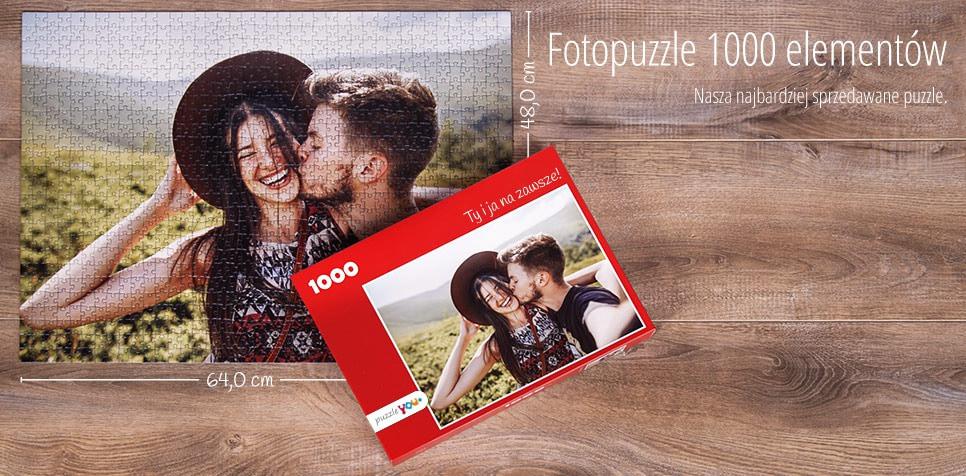 Fotopuzzle 1000 elementó