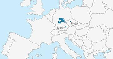 Altenstadt w Europie