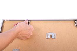 Instrukcja ramy do puzzli - krok 5